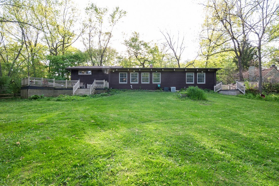 Real Estate Photography - 5N327 Martingale Drive, Bartlett, IL, 60103 - Rear View