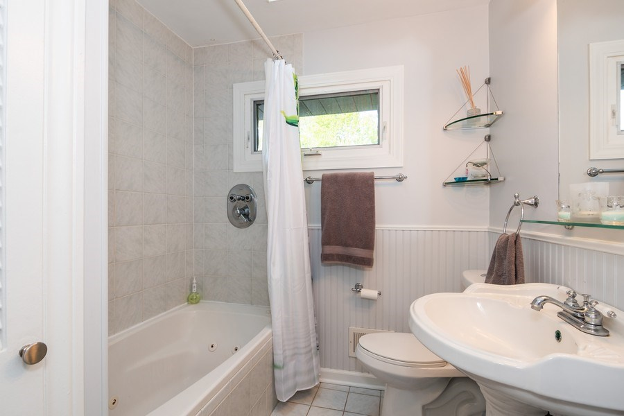 Real Estate Photography - 5N327 Martingale Drive, Bartlett, IL, 60103 - Bathroom
