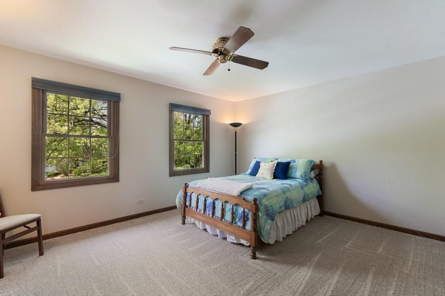 Real Estate Photography - 835 Morven Court, Naperville, IL, 60563 - 2nd Bedroom