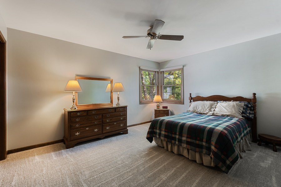 Real Estate Photography - 835 Morven Court, Naperville, IL, 60563 - 3rd Bedroom
