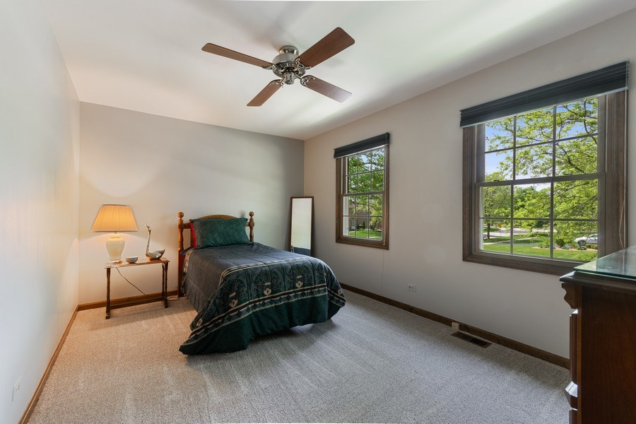 Real Estate Photography - 835 Morven Court, Naperville, IL, 60563 - 4th Bedroom