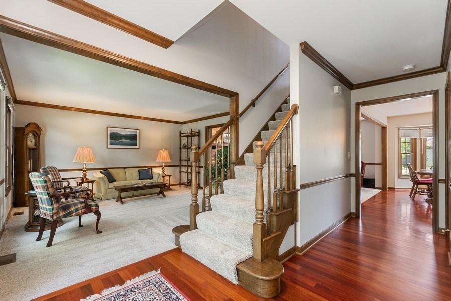 Real Estate Photography - 835 Morven Court, Naperville, IL, 60563 - Foyer