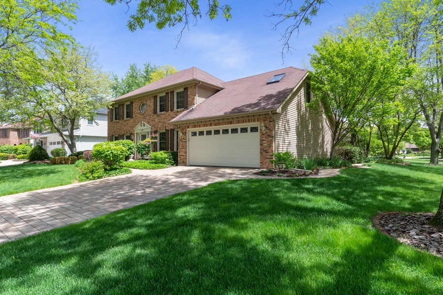 Real Estate Photography - 835 Morven Court, Naperville, IL, 60563 - Front View