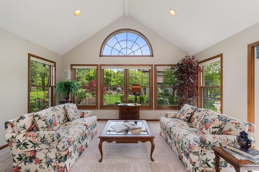 Real Estate Photography - 835 Morven Court, Naperville, IL, 60563 - Sunroom