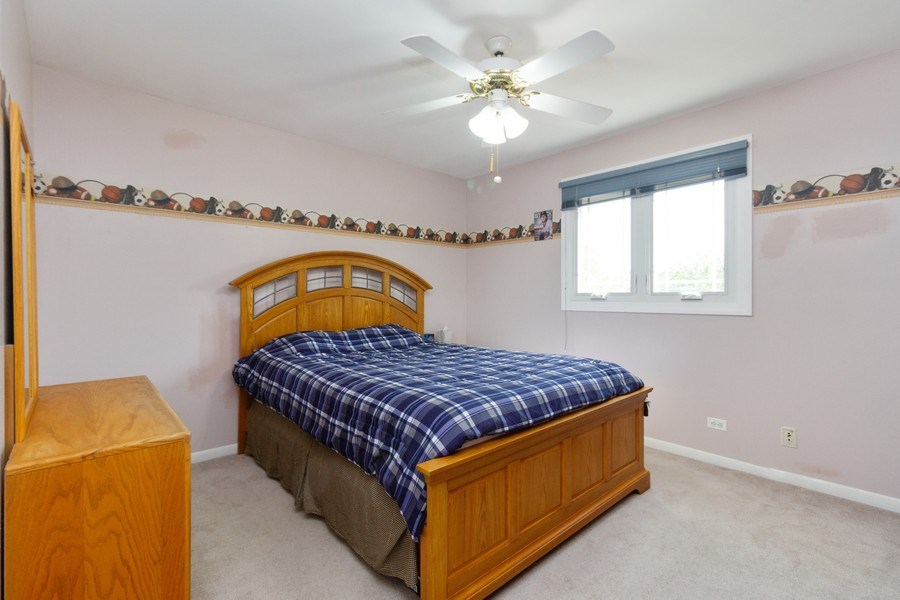 Real Estate Photography - 8438 Hollywood Drive, Orland Park, IL, 60462 - 2nd Bedroom