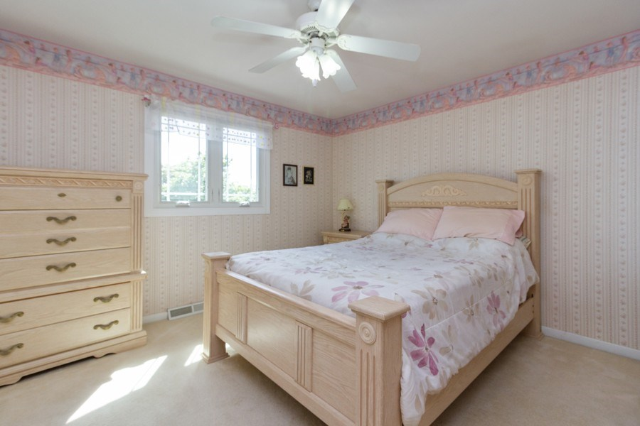 Real Estate Photography - 8438 Hollywood Drive, Orland Park, IL, 60462 - 3rd Bedroom