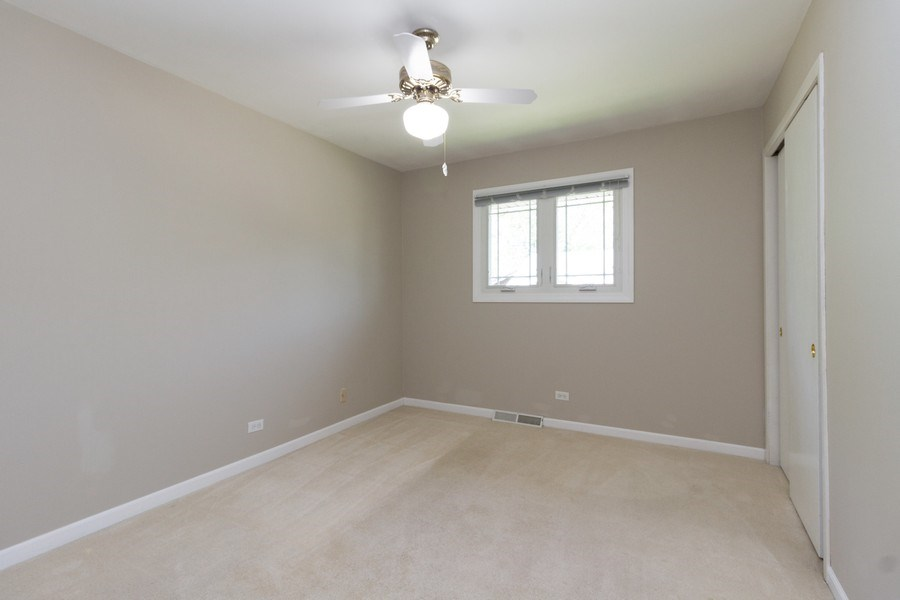 Real Estate Photography - 8438 Hollywood Drive, Orland Park, IL, 60462 - Bedroom