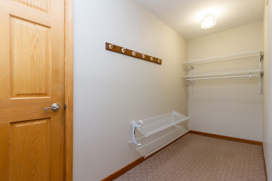 Real Estate Photography - 8438 Hollywood Drive, Orland Park, IL, 60462 - Mudroom