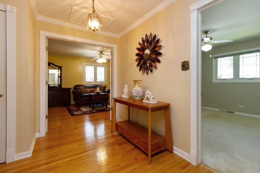 Real Estate Photography - 8438 Hollywood Drive, Orland Park, IL, 60462 - Hallway