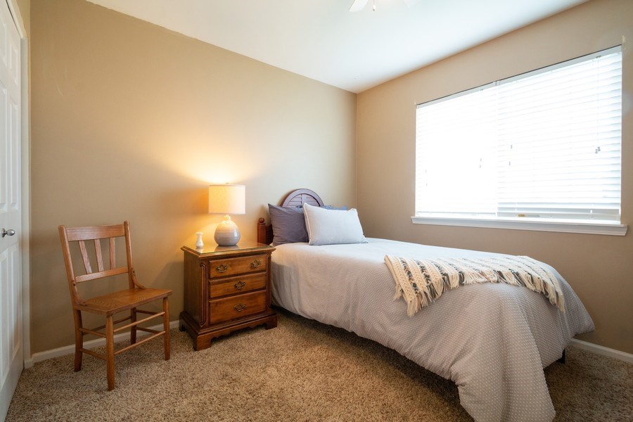 Real Estate Photography - 286 MACINTOSH Avenue, Woodstock, IL, 60098 - 2nd Bedroom