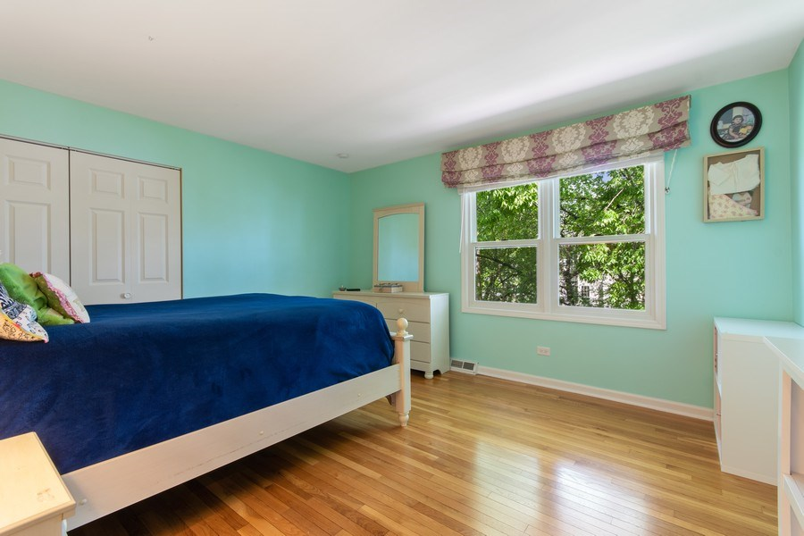 Real Estate Photography - 1513 Maple Hills Court, Naperville, IL, 60563 - 2nd Bedroom