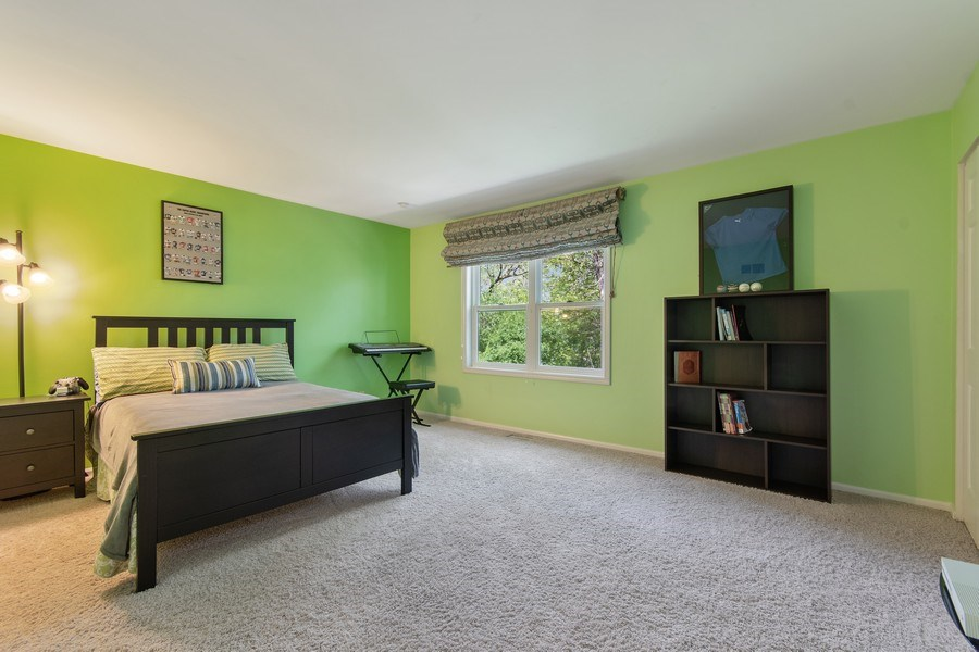 Real Estate Photography - 1513 Maple Hills Court, Naperville, IL, 60563 - 3rd Bedroom