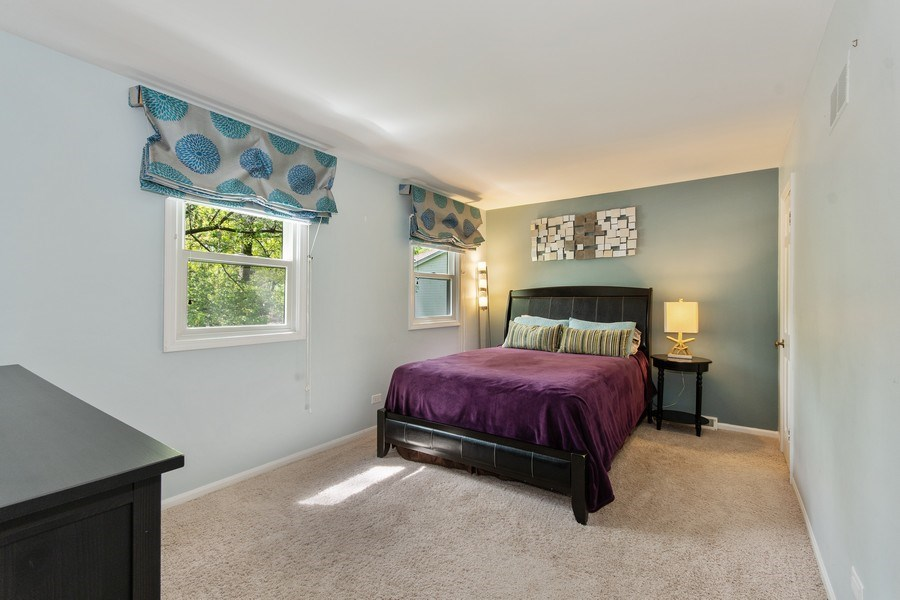 Real Estate Photography - 1513 Maple Hills Court, Naperville, IL, 60563 - 4th Bedroom