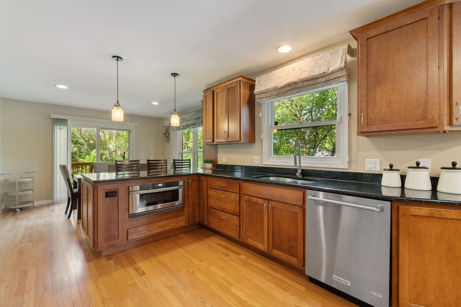 Real Estate Photography - 1513 Maple Hills Court, Naperville, IL, 60563 - Kitchen