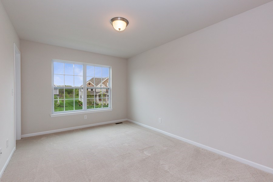 Real Estate Photography - 1588 Fairfield Drive, Elburn, IL, 60119 - 4th Bedroom