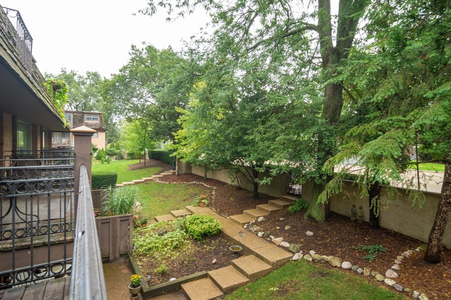 Real Estate Photography - 446 Lageschulte Street, Unit 1-446, Barrington, IL, 60010 - View