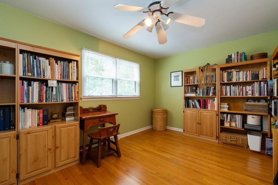 Real Estate Photography - 12325 S. 90th Avenue, Palos Park, IL, 60464 - 2nd Bedroom