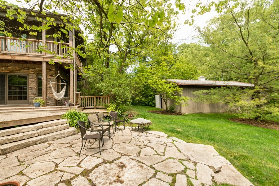 Real Estate Photography - 12325 S. 90th Avenue, Palos Park, IL, 60464 - Patio