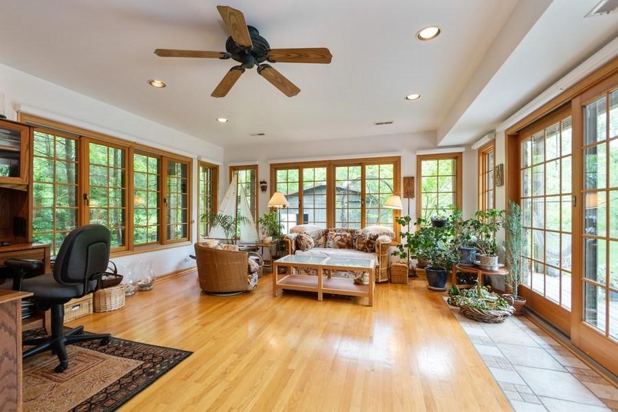 Real Estate Photography - 12325 S. 90th Avenue, Palos Park, IL, 60464 - Sun Room