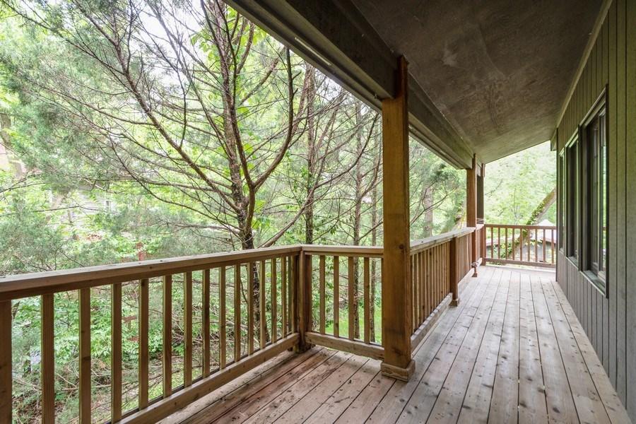 Real Estate Photography - 12325 S. 90th Avenue, Palos Park, IL, 60464 - Balcony