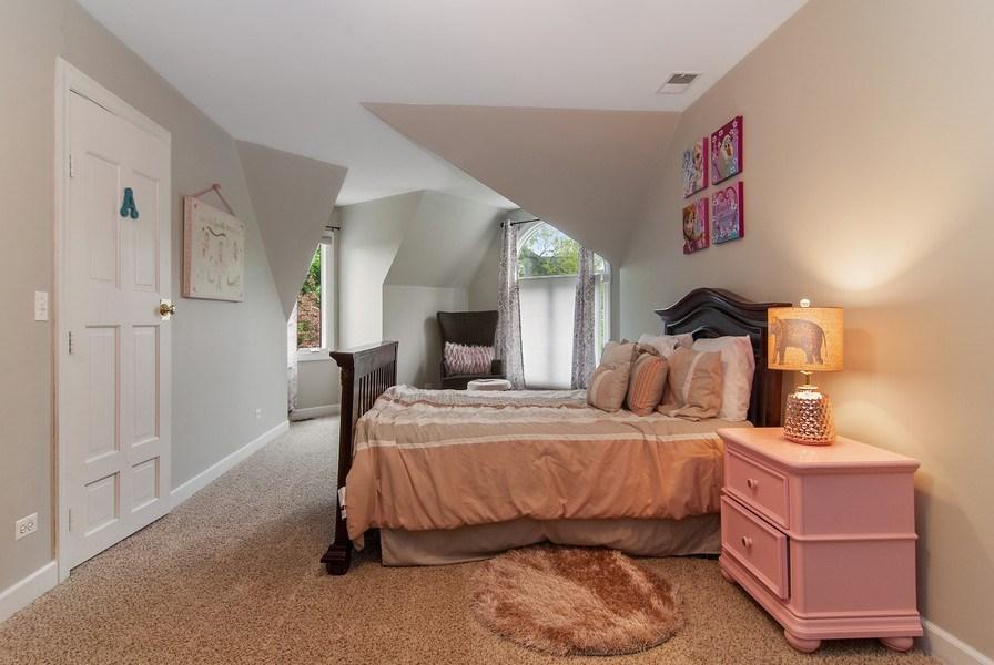 Real Estate Photography - 2324 Sutton Lane, Aurora, IL, 60502 - 3rd Bedroom