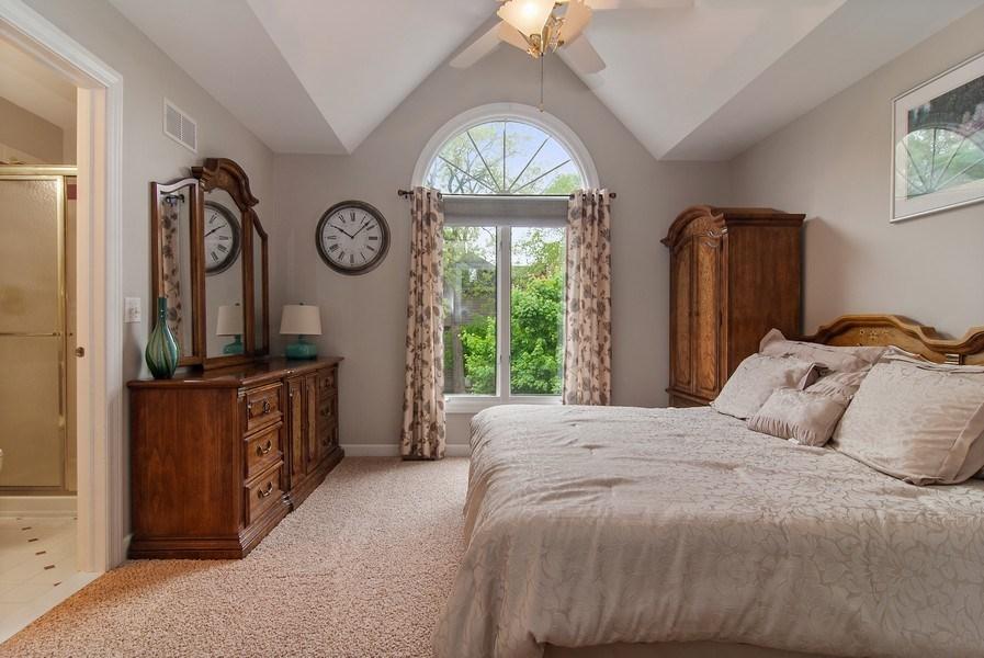 Real Estate Photography - 2324 Sutton Lane, Aurora, IL, 60502 - 4th Bedroom