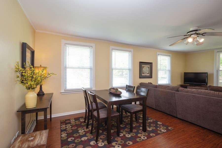 Real Estate Photography - 929 Woodlawn Avenue, Des Plaines, IL, 60016 - Dining Room