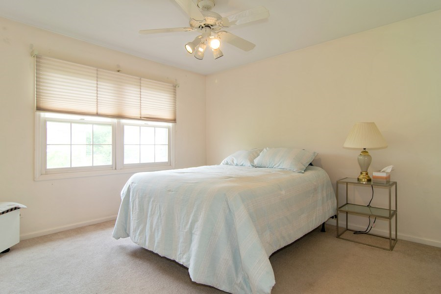 Real Estate Photography - 1432 Steeplechase Road, Bartlett, IL, 60103 - Guest Bedroom