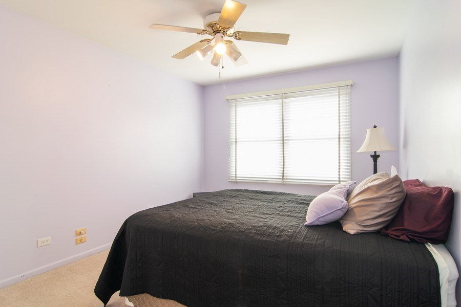 Real Estate Photography - 1432 Steeplechase Road, Bartlett, IL, 60103 - 2nd Bedroom