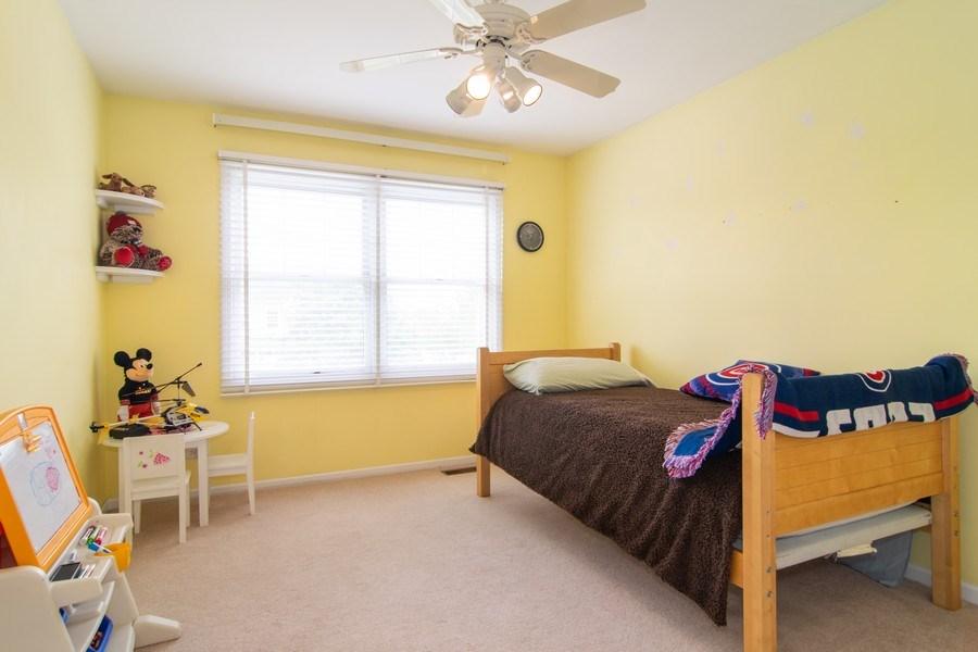 Real Estate Photography - 1432 Steeplechase Road, Bartlett, IL, 60103 - Kids Bedroom