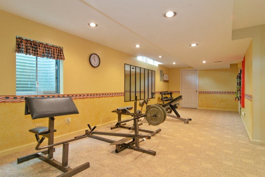 Real Estate Photography - 1432 Steeplechase Road, Bartlett, IL, 60103 - Recreational Area