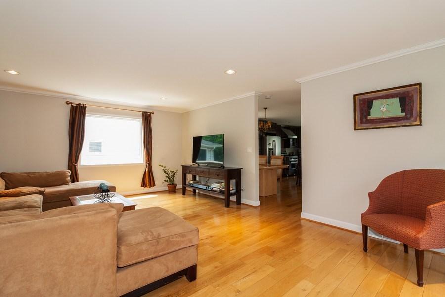 Real Estate Photography - 634 S. Princeton Avenue, Villa Park, IL, 60181 - Living Room