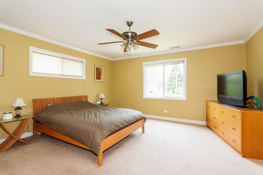 Real Estate Photography - 634 S. Princeton Avenue, Villa Park, IL, 60181 - Master Bedroom
