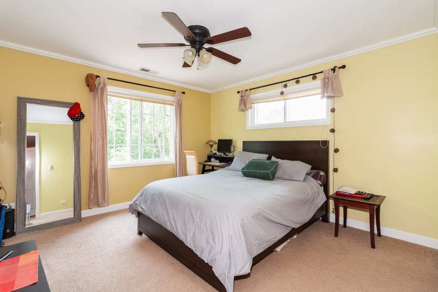 Real Estate Photography - 634 S. Princeton Avenue, Villa Park, IL, 60181 - Second Bedroom