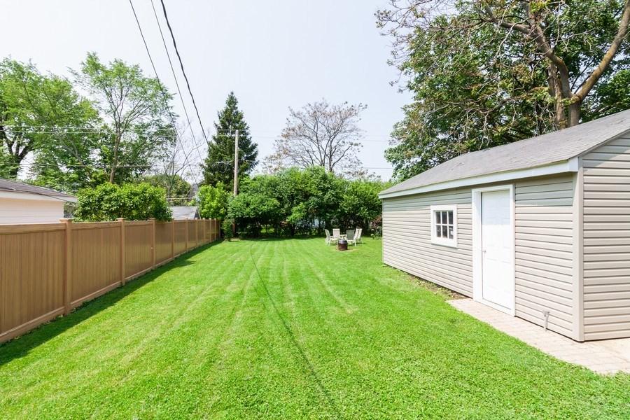 Real Estate Photography - 634 S. Princeton Avenue, Villa Park, IL, 60181 - Back Yard
