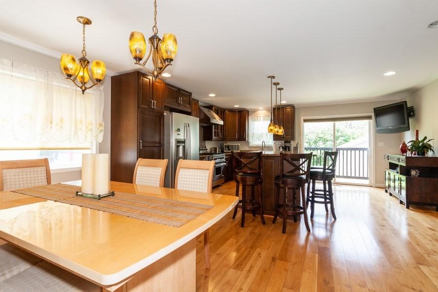 Real Estate Photography - 634 S. Princeton Avenue, Villa Park, IL, 60181 - Kitchen / Dining Room
