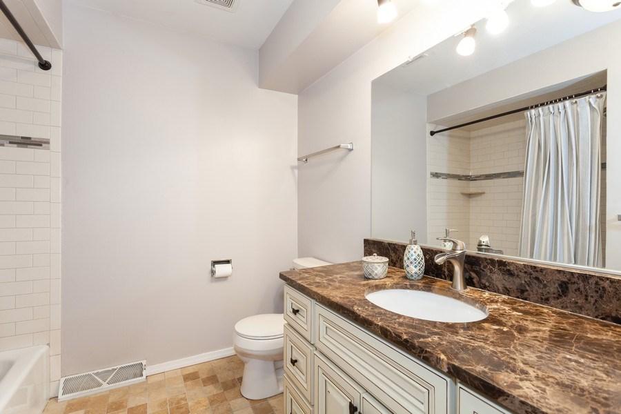 Real Estate Photography - 5501 Virginia Avenue, Clarendon Hills, IL, 60514 - Bathroom