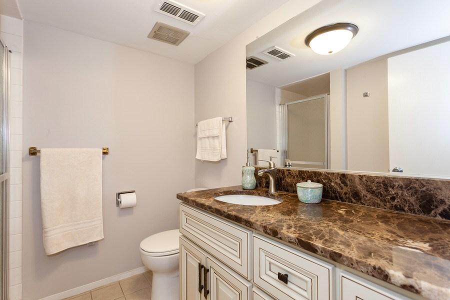 Real Estate Photography - 5501 Virginia Avenue, Clarendon Hills, IL, 60514 - Master Bath