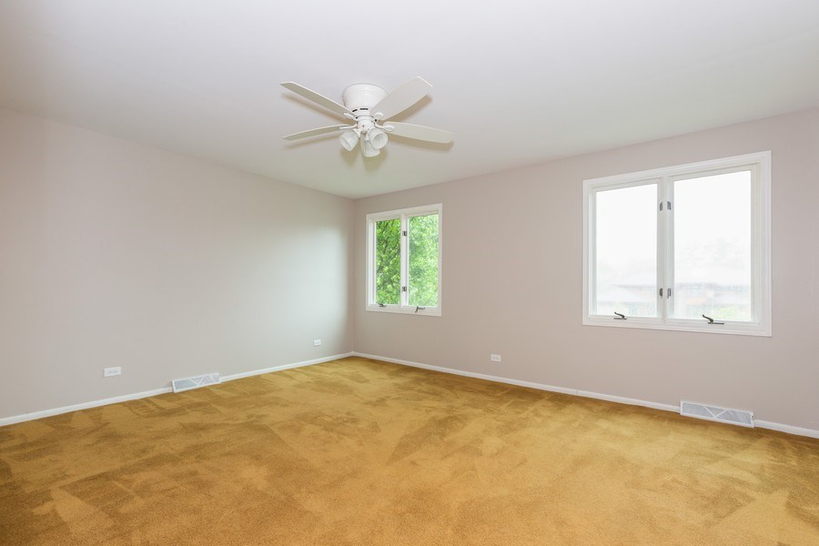 Real Estate Photography - 60 Romiga Lane, Palos Park, IL, 60464 - 3rd Bedroom
