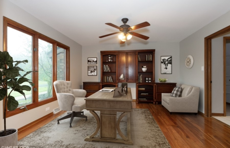 Real Estate Photography - 60 Romiga Lane, Palos Park, IL, 60464 -