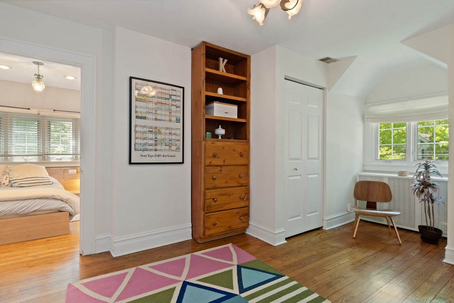 Real Estate Photography - 1277 Forest Ave, Highland Park, IL, 60035 - Dressing Area