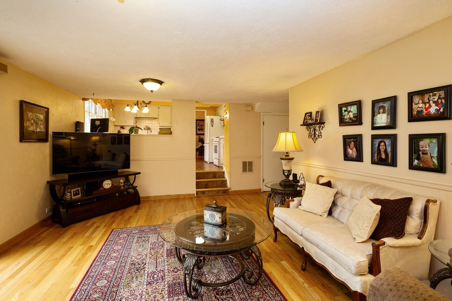 Real Estate Photography - 557 Dulles Road, Des Plaines, IL, 60016 - Family Room