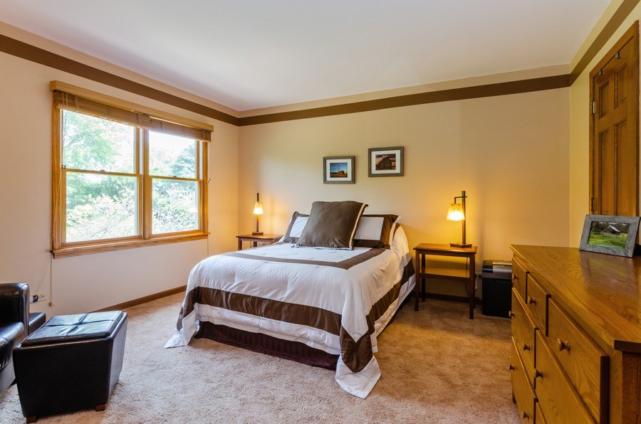 Real Estate Photography - 1410 Spring Hill Drive, Algonquin, IL, 60102 - 2nd Bedroom