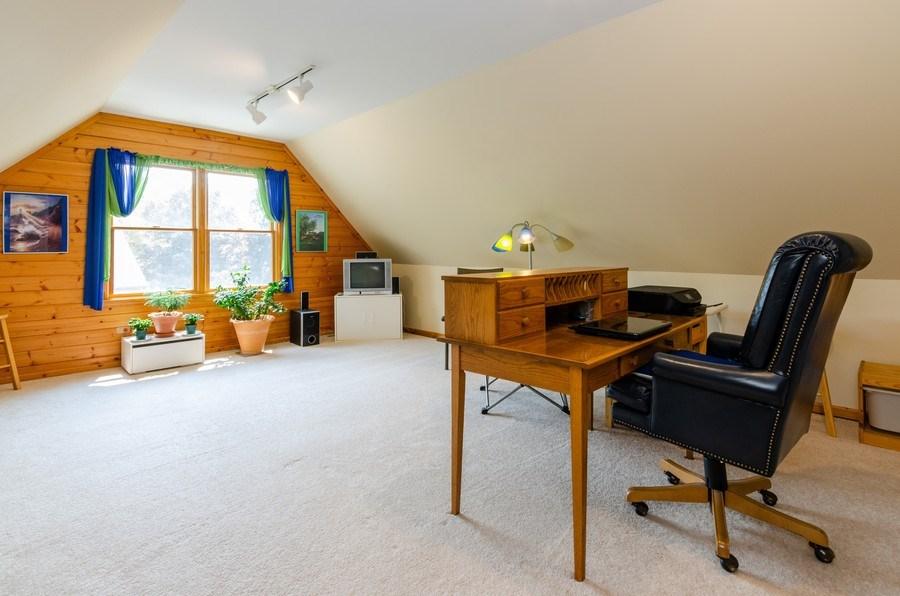 Real Estate Photography - 1410 Spring Hill Drive, Algonquin, IL, 60102 - Bonus Room/Multi-purpose room