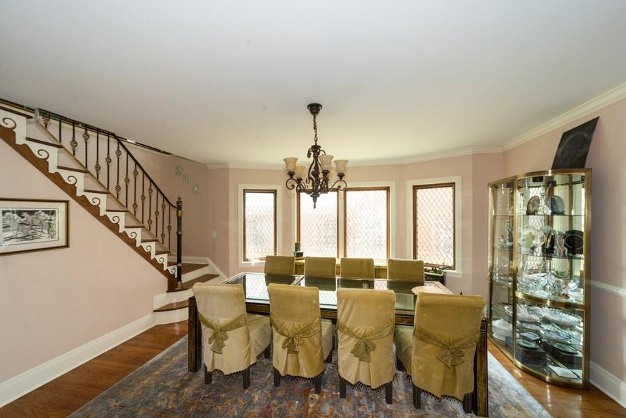 Real Estate Photography - 821 S. Prospect Avenue, Park Ridge, IL, 60068 - Dining Room