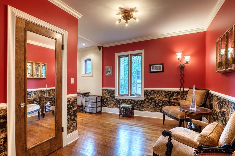 Real Estate Photography - 821 S. Prospect Avenue, Park Ridge, IL, 60068 - Parlor