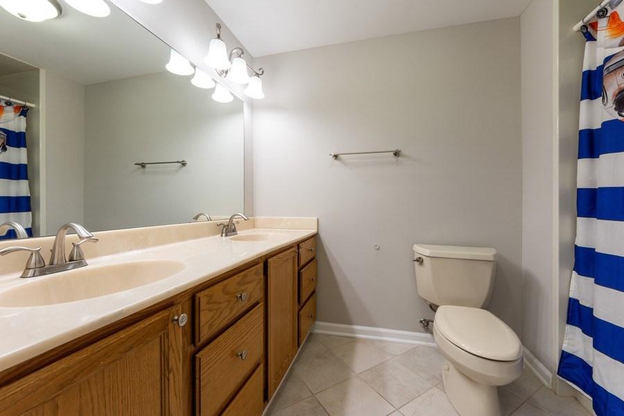 Real Estate Photography - 3018 N. Stratford Road, Arlington Heights, IL, 60004 - 3rd Bathroom