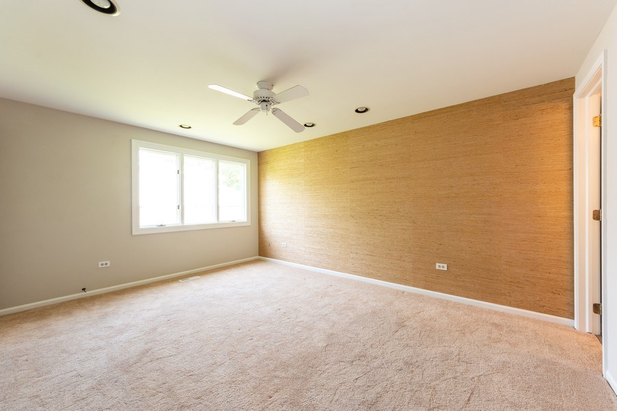 Real Estate Photography - 3018 N. Stratford Road, Arlington Heights, IL, 60004 - 2nd Master Suite