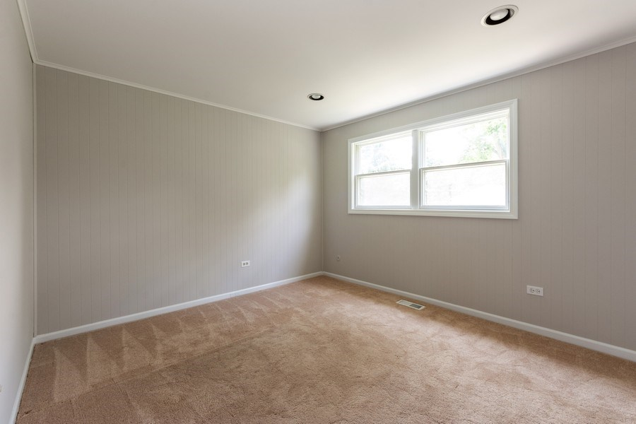 Real Estate Photography - 3018 N. Stratford Road, Arlington Heights, IL, 60004 - Guest Bedroom
