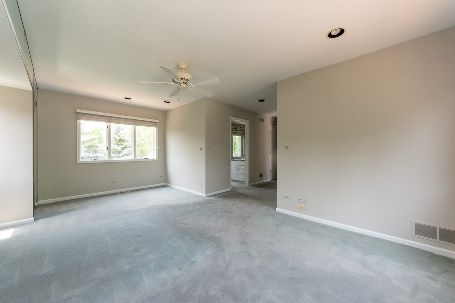 Real Estate Photography - 3018 N. Stratford Road, Arlington Heights, IL, 60004 - Master Suite